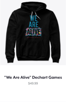 We Are Alive Premium Hoodie