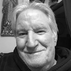 Kilian Ganly - Kilian Ganly is the co-Facilitator of psychedelic sangha nyc. he is a native New Yorker from the Bronx, has been an actor, businessman, landscape designer, and teacher. He has been a student of Buddhism since 1974. He lives in Chelsea and is a veteran.