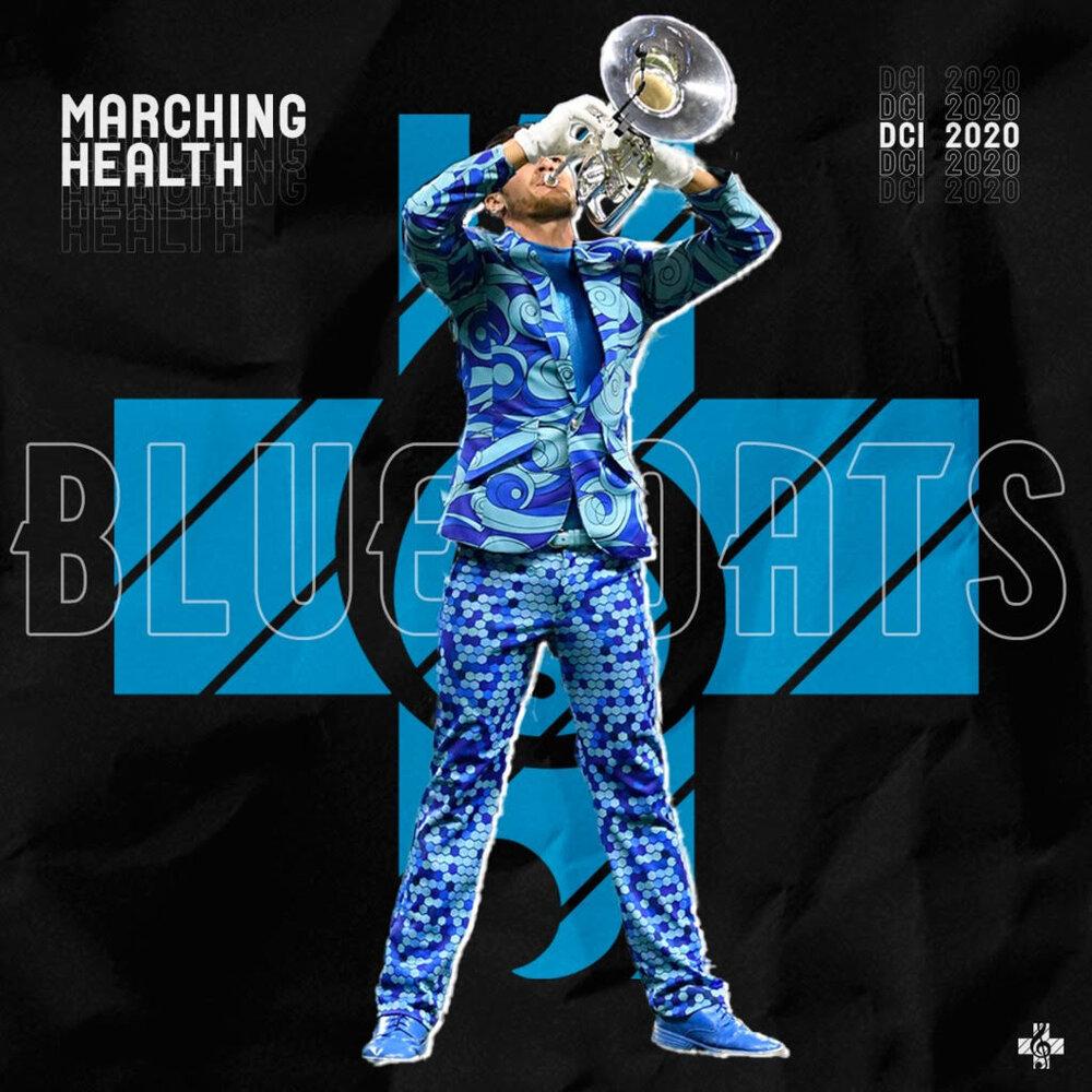 Bluecoats 2020 Show.News Bluecoats
