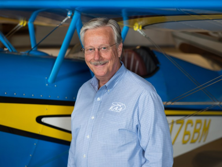 Jack Pelton - President and CEO of EAA
