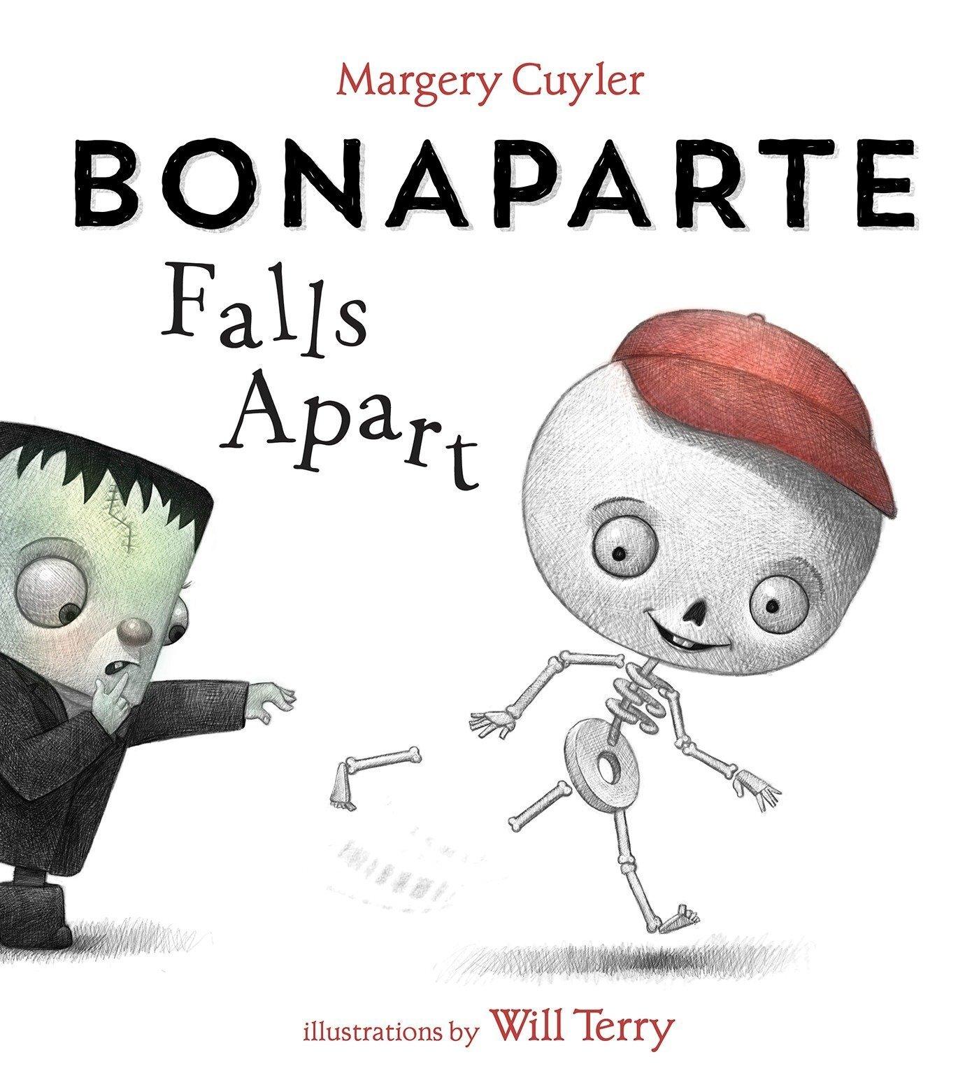 Bonapart falls apart companion book to Dem Bones