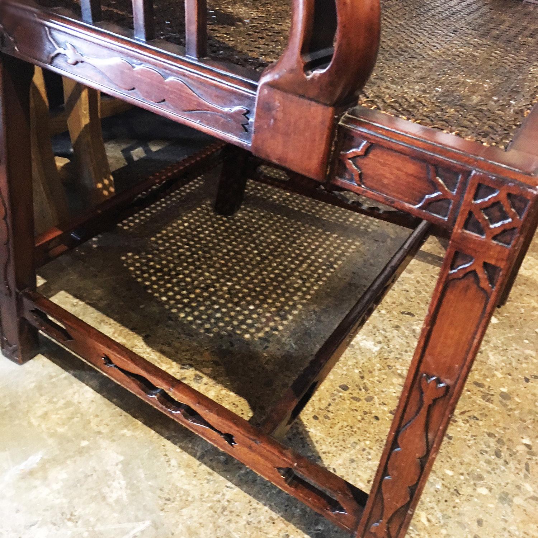 Wood Furniture Repair Broken Chair Leg Sharon O Dowd Custom