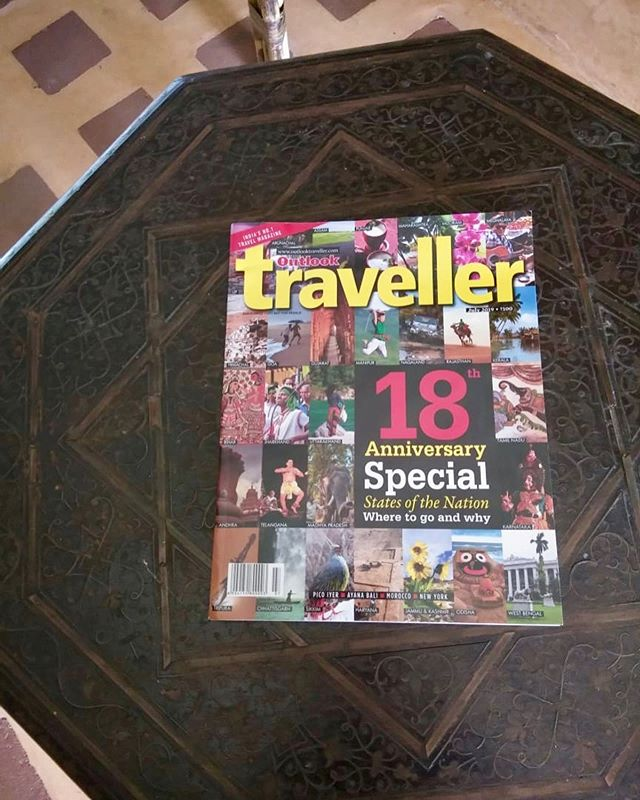 We're featured in this month's issue of Outlook Traveller magazine! Check it out! . . . @outlooktraveller #travelgoa #avanilaya #weddingvenues #beautifulresorts #wanderlust #magazinearticle #luxuryvillas