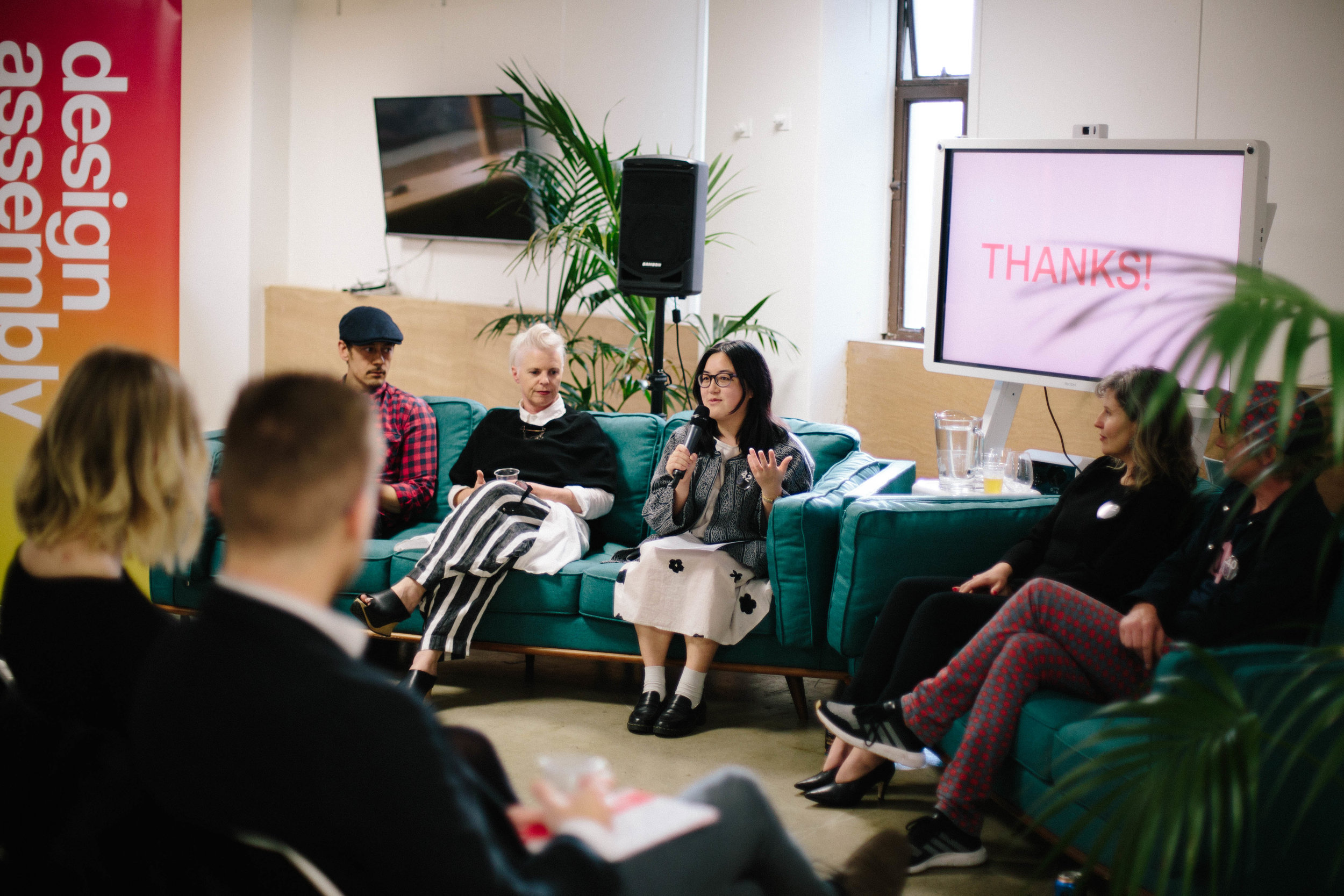 Design Assembly's Spring Conversations event