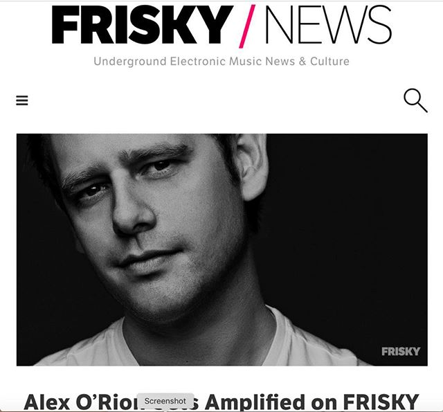 Excited to announce new @soultalent signing @alexorion_official will be starting a monthly show on @Friskyradio this Weds at 11am EST. Check their website for the interview and more details. #sudbeat #lostandfound #hoperecordings #guyj #nickwarren #hernancattaneo #progressivehouse #musicmanagement #musicmanager