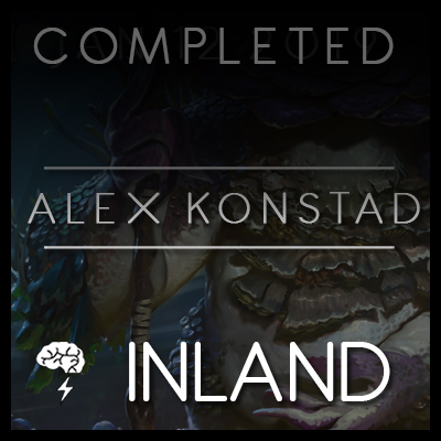 INLAND WORKSHOP - ALEX KONSTAD