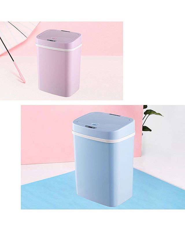 Introducing our revolutionary odour-trapping nappy sensor bin. Constructed of durable, hygienic, odour-resistant plastic with a specially designed double lid to lock in the mess and the smell. Hint: The perfect baby shower gift🍼 #ninestars #sensorbin #nappybin