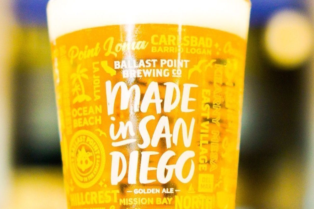 Ballast Point Brewing Co. -