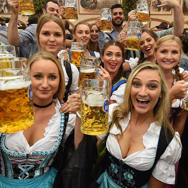 Prost! West Coast #Oktoberfest starts tomorrow! Grab your tickets now—prices go up at midnight 🍺🍺🍺 westcoastoktoberfest.com #wcoktoberfest #wcoktoberfest2018 #wcoktoberfest18