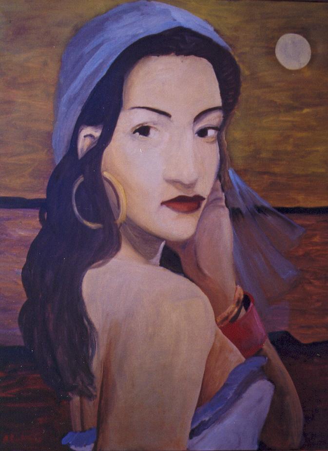 Gipsy Girl, 2004
