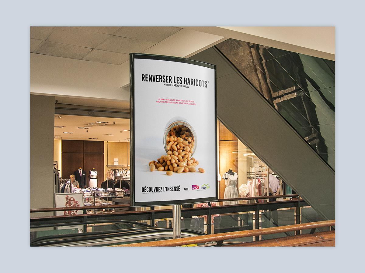 InterRail - Publicité