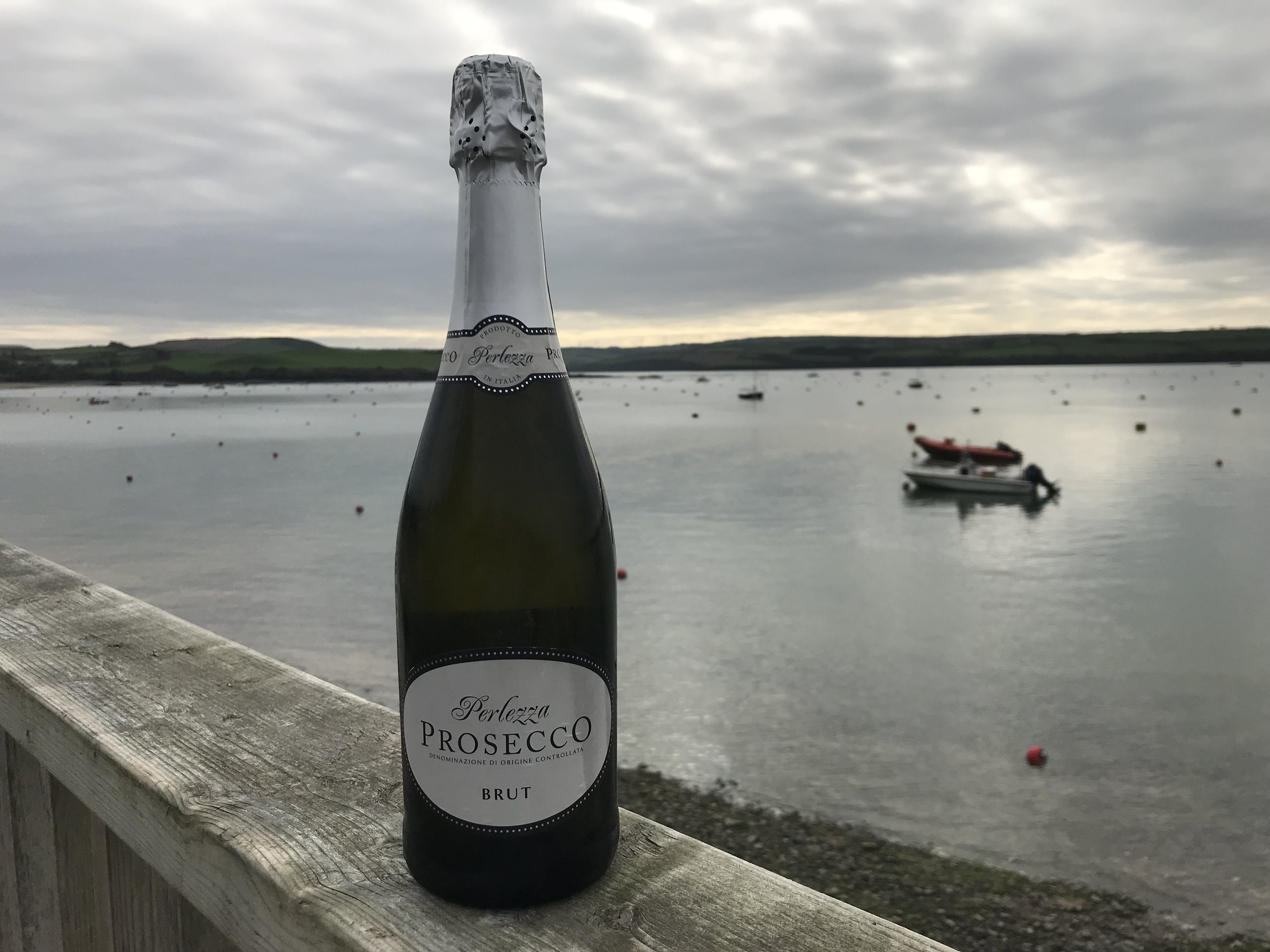 Paddle and Prosecco -