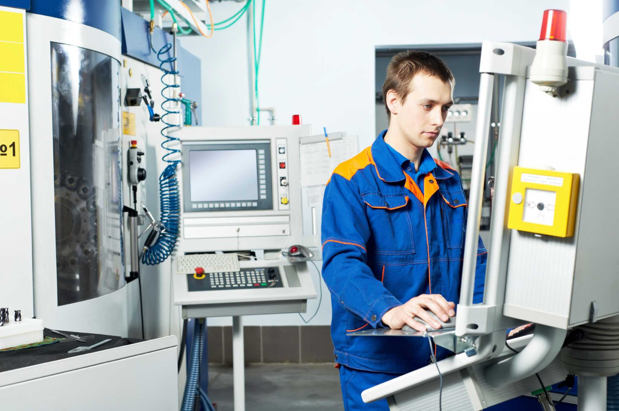 CNC Machine Techs -