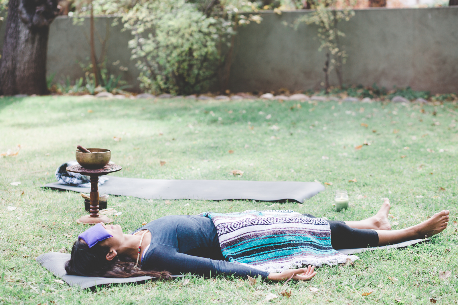 The Goddess Nidra aka Bone Breathing - A practice to connect with nourishing Earth energy. Great for when you want to deeply relax.