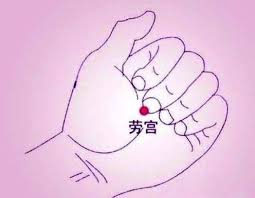 Your Laogong Points/Chi Portals for your hands -