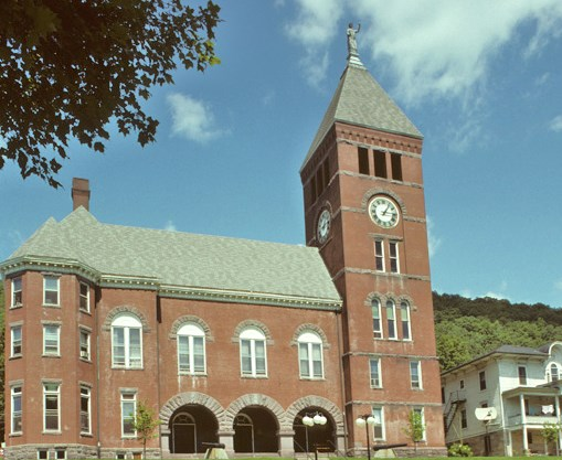Cameron County Courthouse - Photo Credit: By Calvin Beale - Public Domain, https://commons.wikimedia.org