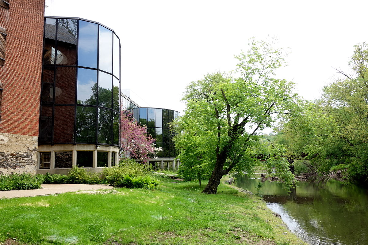 Brandywine River Museum - Photo Credit: Daderot [CC0], from Wikimedia Commons