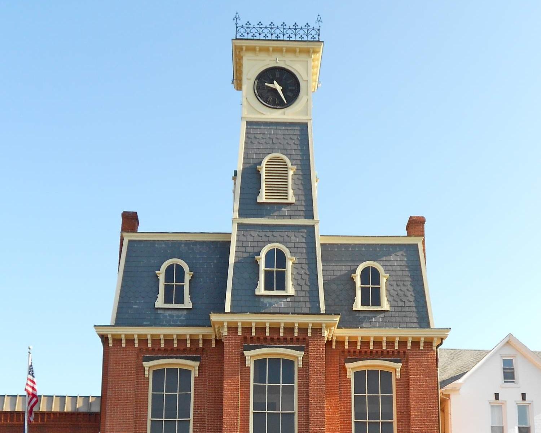 Waynesboro - Photo Credit: Smallbones [CC0], from Wikimedia Commons