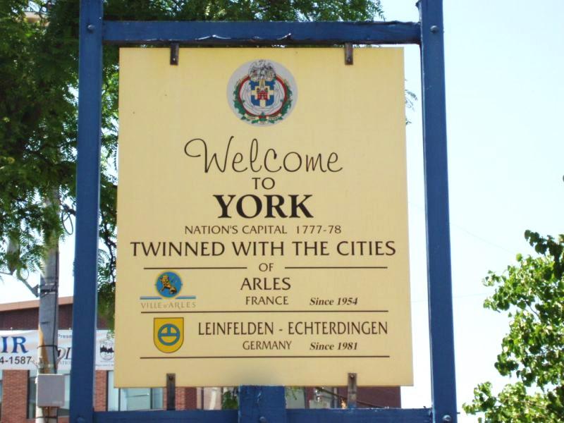 York - Photo Credit: Adavidb [Public domain], from Wikimedia Commons