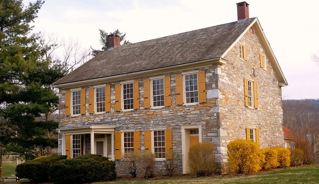 USDA Loan - Conrad_Weiser_Homestead.jpg