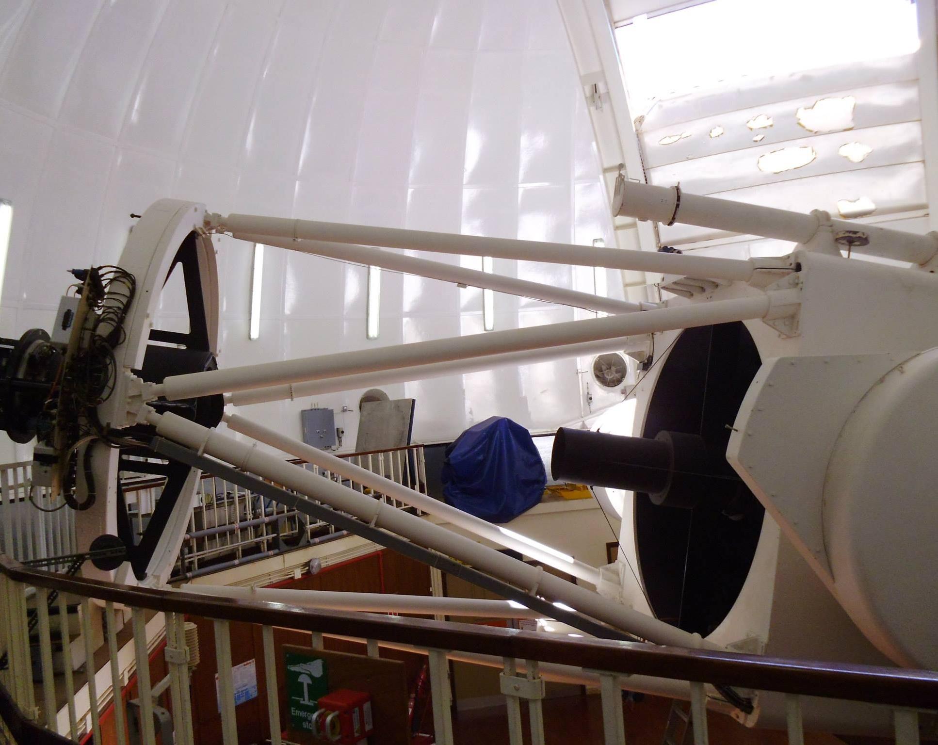 Isaac Newton Telescope (2015)