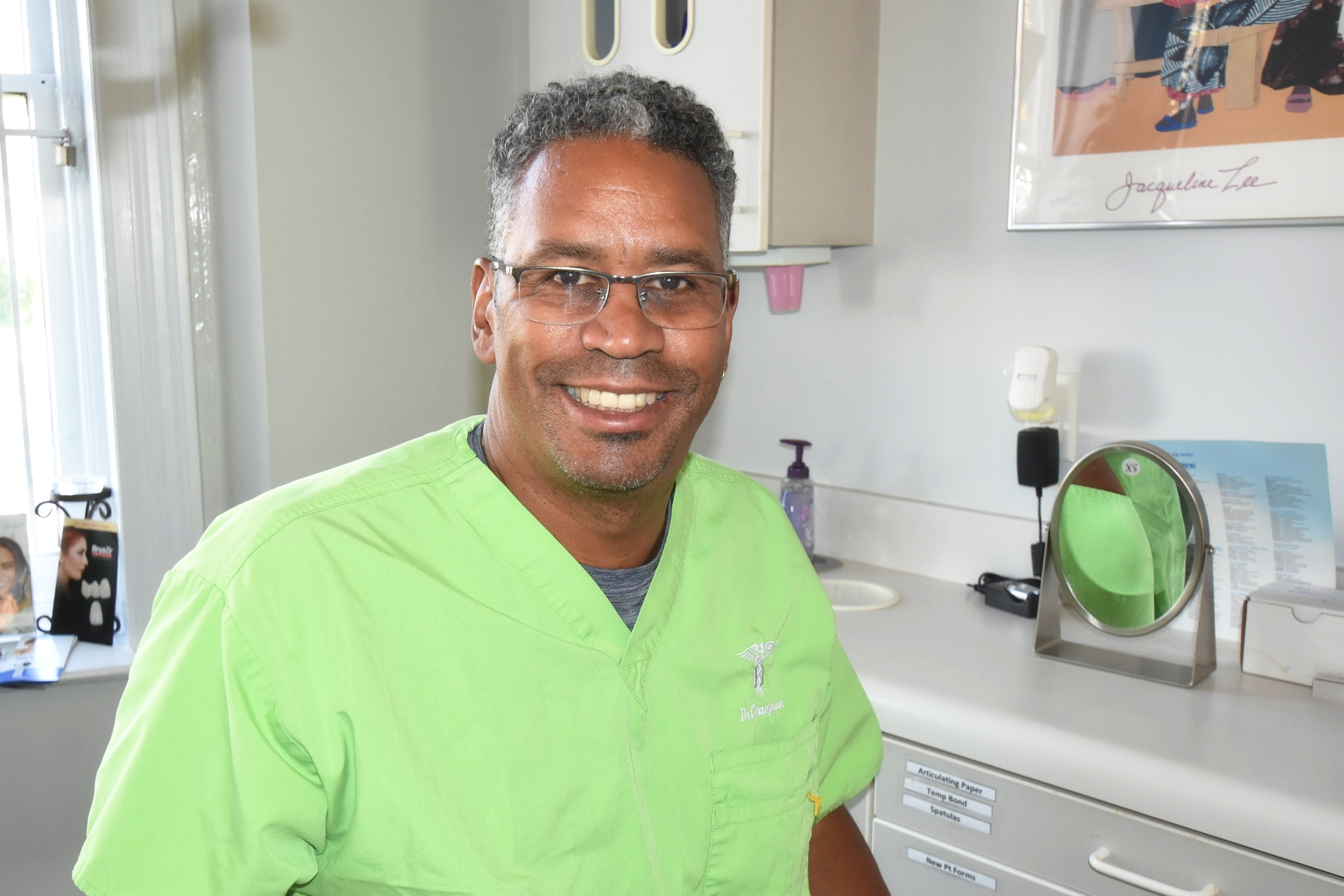 Charles W. Champion Jr. D.D.S. - Practicing dentistry for over 30 years