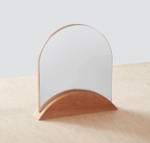 Bunkhouse Tabletop Mirror by The Citizenry