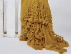 Geo Wool Throw by Department of Artisans