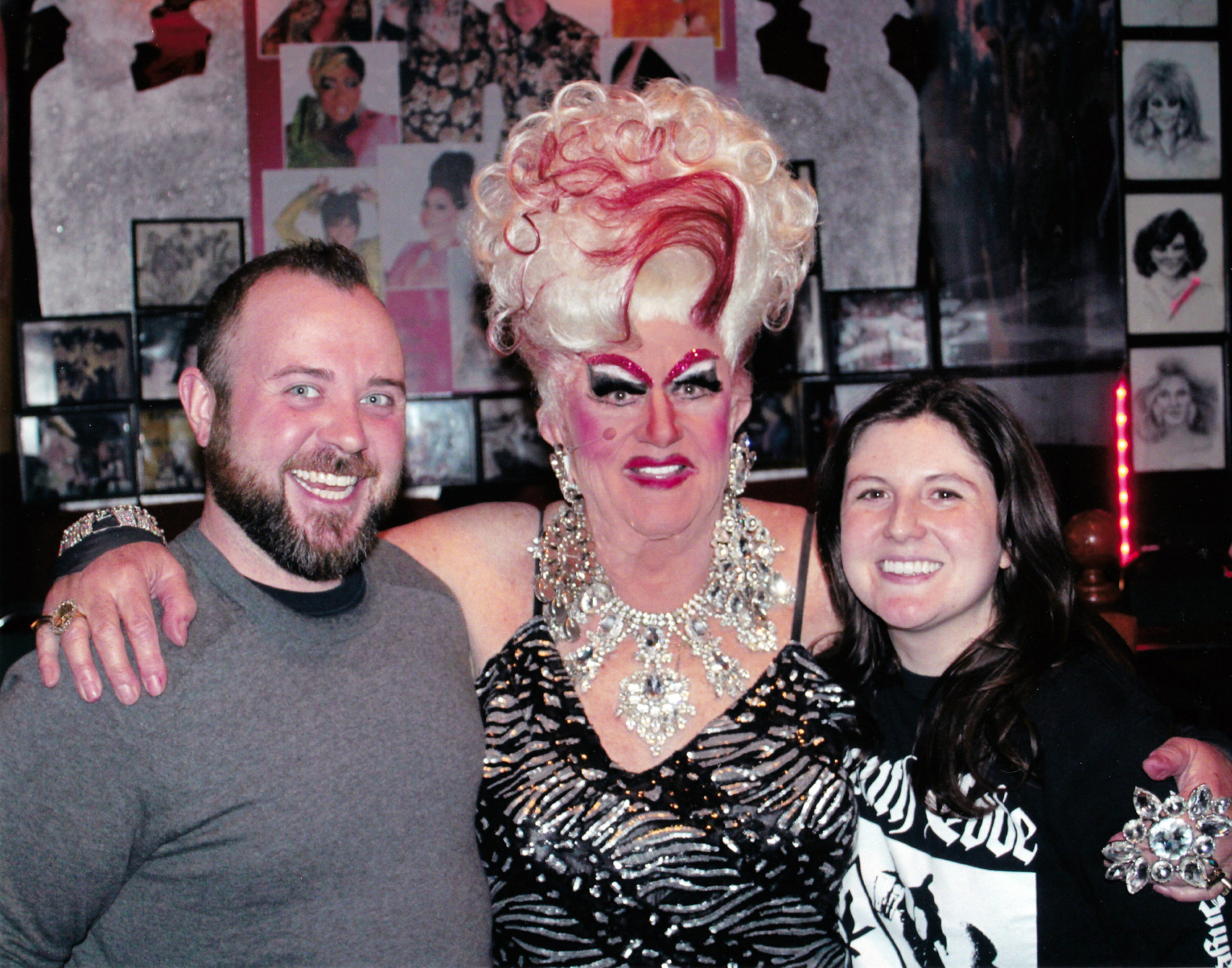 """Too much makeup. Too much jewelry. Never too old! - Walter Cole, aka Darcelle XV, is the oldest living performing drag queen in the West Coast's longest running drag show. """"Through Darcelle's Eyes"""" will introduce audiences to the life and journey of a legendary performer who braved discrimination and never backed down. Our hope for this film is simple: preserve and honor the history of one of America's most cherished performers, the one and only Darcelle XV."""