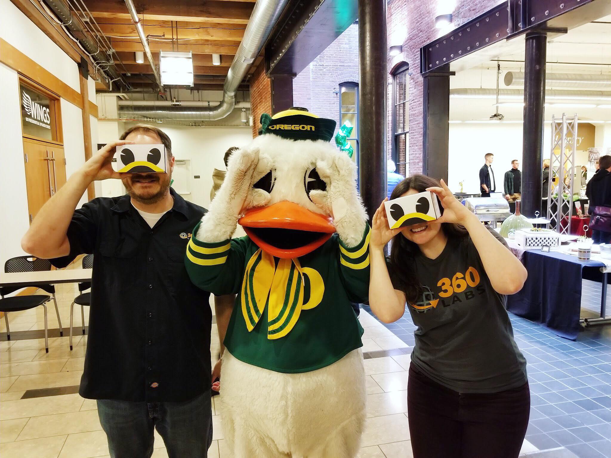 Rachel 360 Labs and Duck.jpg