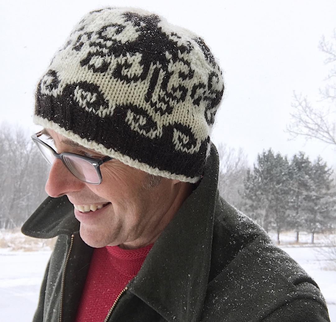 Leif Enger, Author, 2018