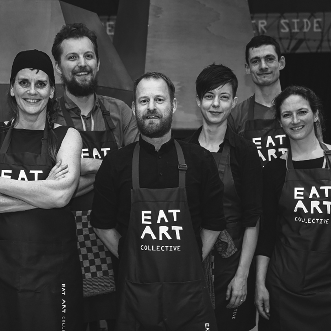 EAT ART Collective  Ambiguous Caterers —  EAT ART collective  works on the public perception of food and the system around it.   more