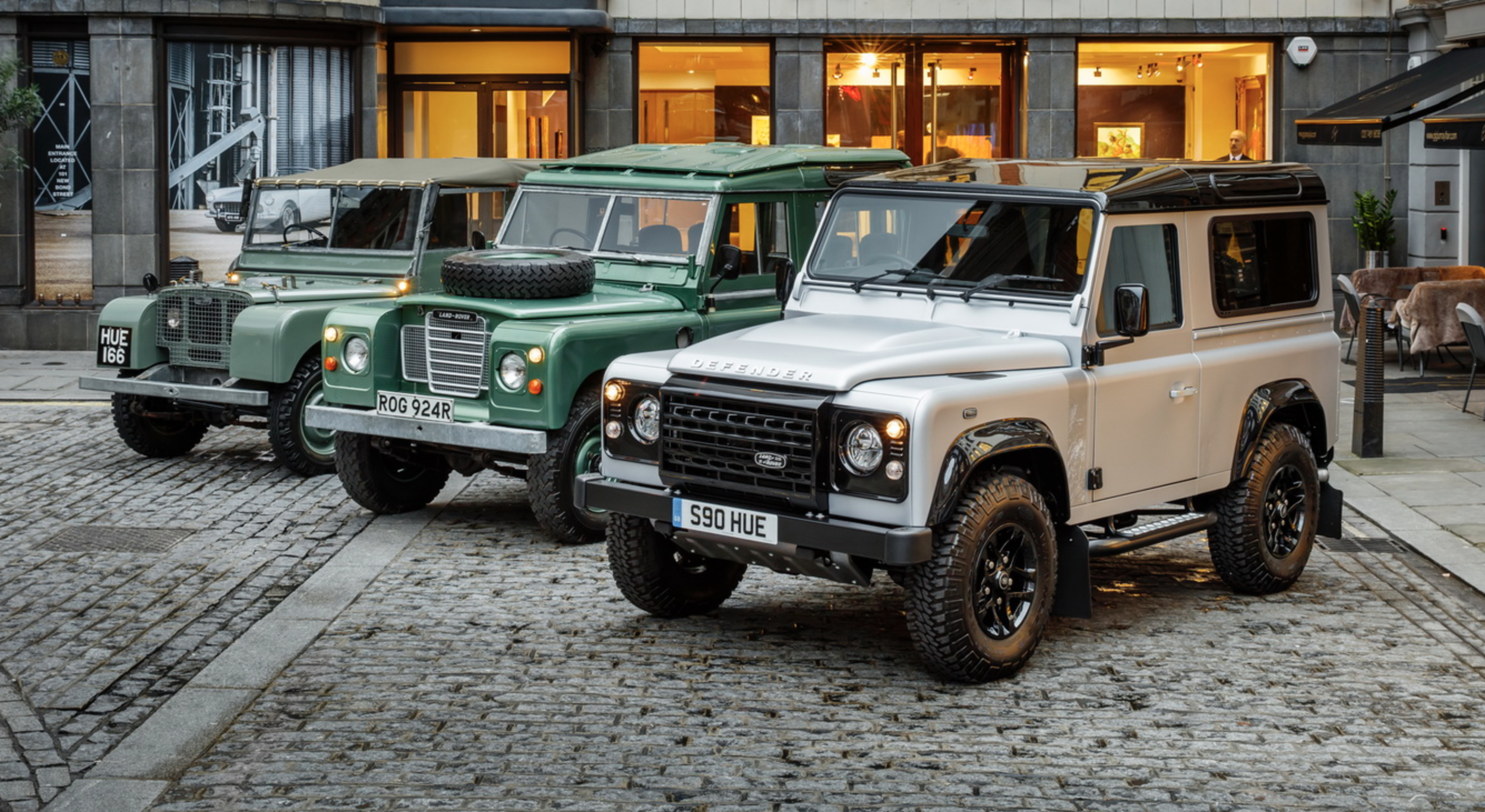 Land Rover Event