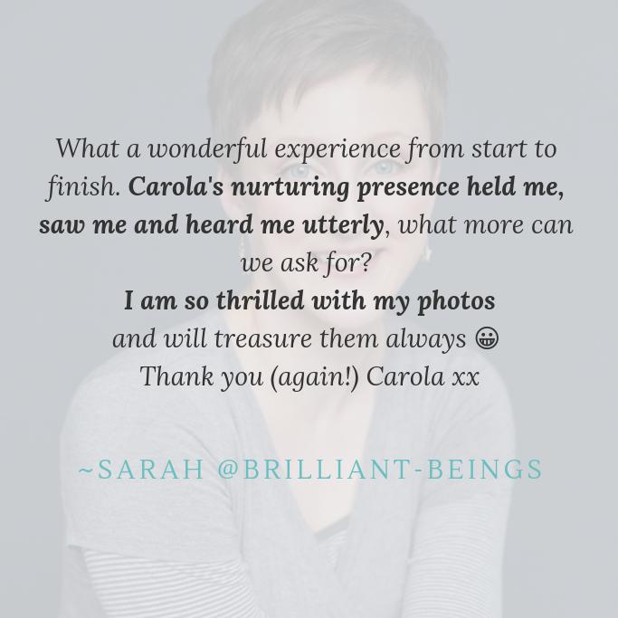 Sarah's Testimonial Personal Branding Photography Carola Moon Portraits Wallingford Oxfordshire UK 13 Web.png