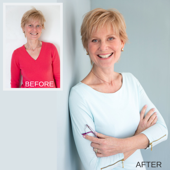 Jenny Robinson - Author Headshot Brand Image Before & After - Carola Moon Portraits.png