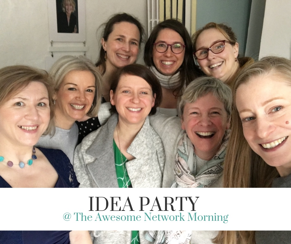 Idea Party: The Networking Event with a Twist
