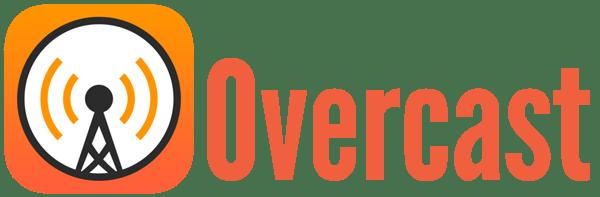 Overcast Podcast Logo