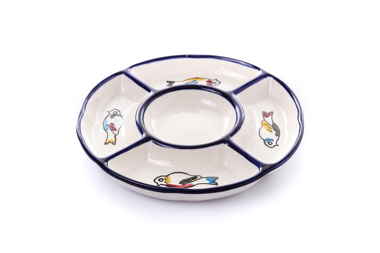 'Bird plate', Maher Shaheen