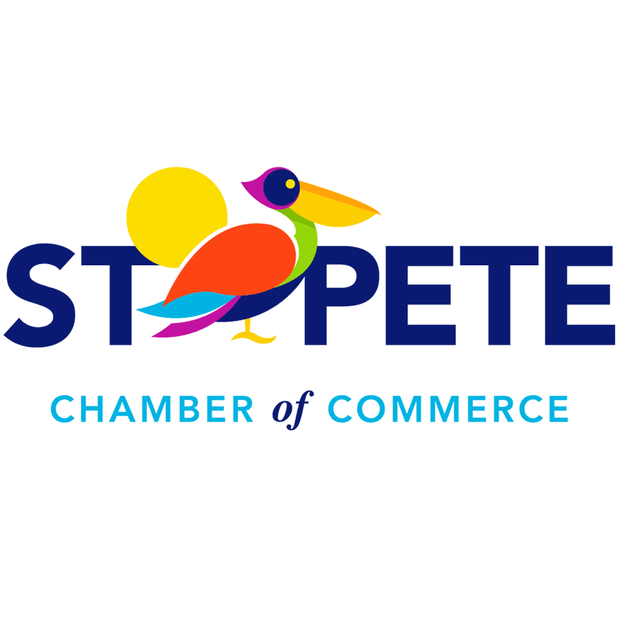 Proud Member of The St. Pete Chamber of Commerce