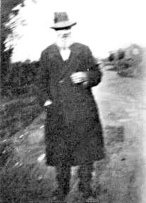 History in detail - A crisp March morning in the last quarter of the nineteenth century, Thomas Francis Nolan emerges from his cottage on Ballon Hill to begin his day's work cutting and dressing granite ashlar stones for a local authority bridge at Tullow, Co. Carlow. The stones are cut and dressed on site, somewhere down the fields perhaps, Rathrush or Moanmore, then transported by ass and cart to their eventual destination. No pneumatic air drills or diamond saws to assist the mason, those times were just hard work and resolve with relatively primitive tools, metal punches, chisels and wedges to split and dress the stone, which Thomas and later his son John and grandsons Patsy, John (Noel), Tommy and Jimmy later, had to dress at the fire before the day's work began cutting the stone.Thomas Nolan (1847-1932) was the first known member of the Nolan family to practise the trade in Ballon. He was involved in producing monuments and general masonry for the building trade and farm work i.e. granite rollers. Thomas Nolan was born on Ballon Hill in 1847 and lived afterwards in Connaberry where he practised his trade.