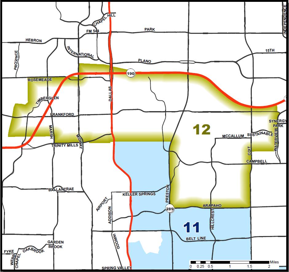 District 12 Dallas