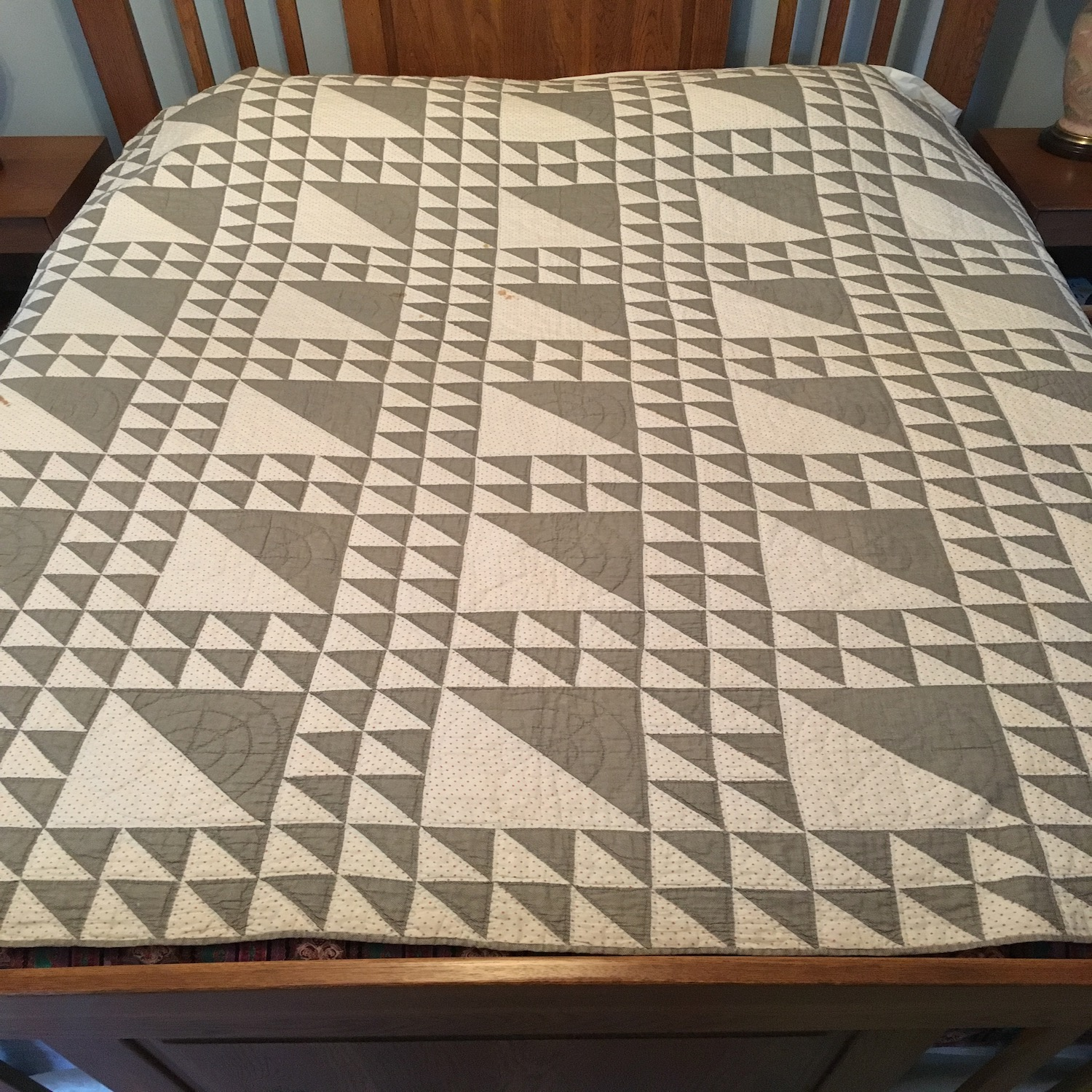 Lady of the Lake quilt