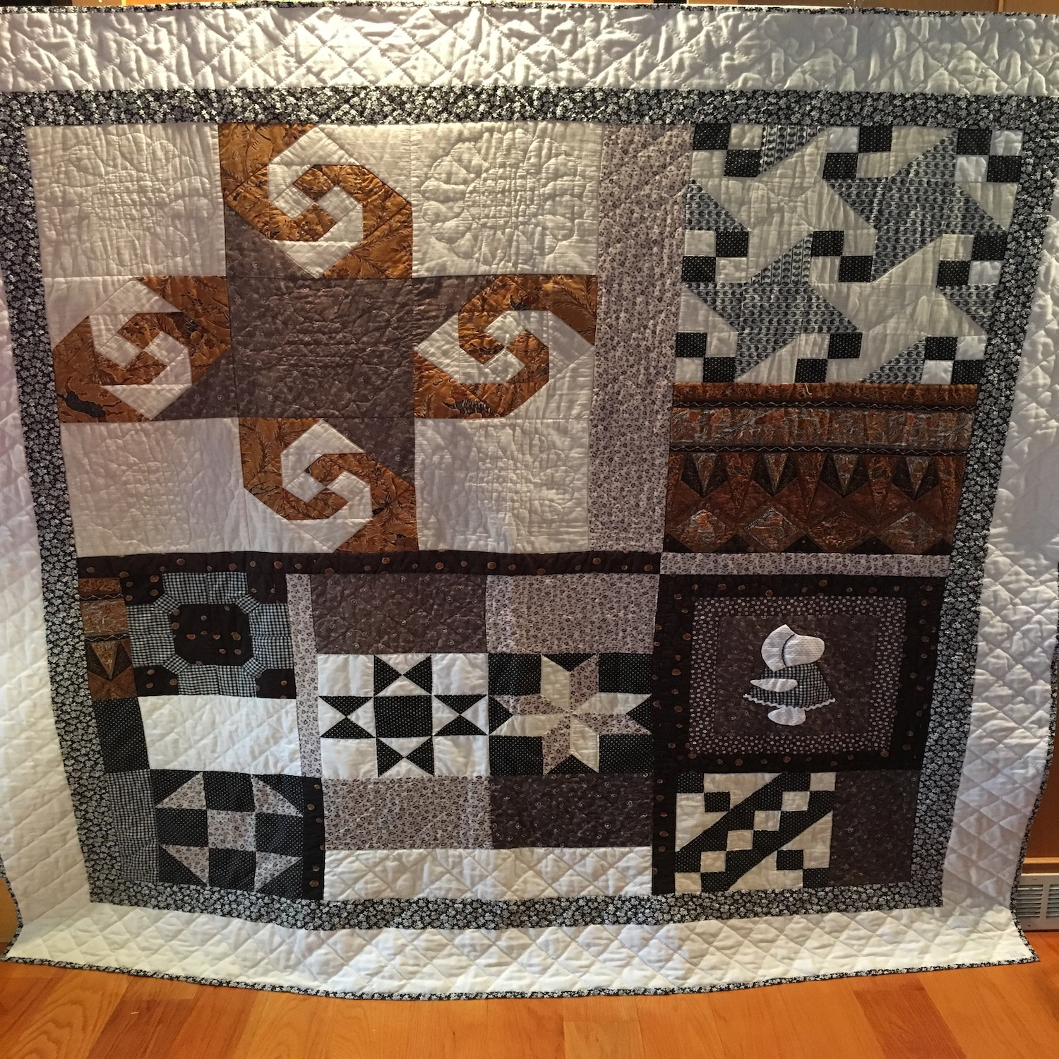 Asymmetrical Sampler