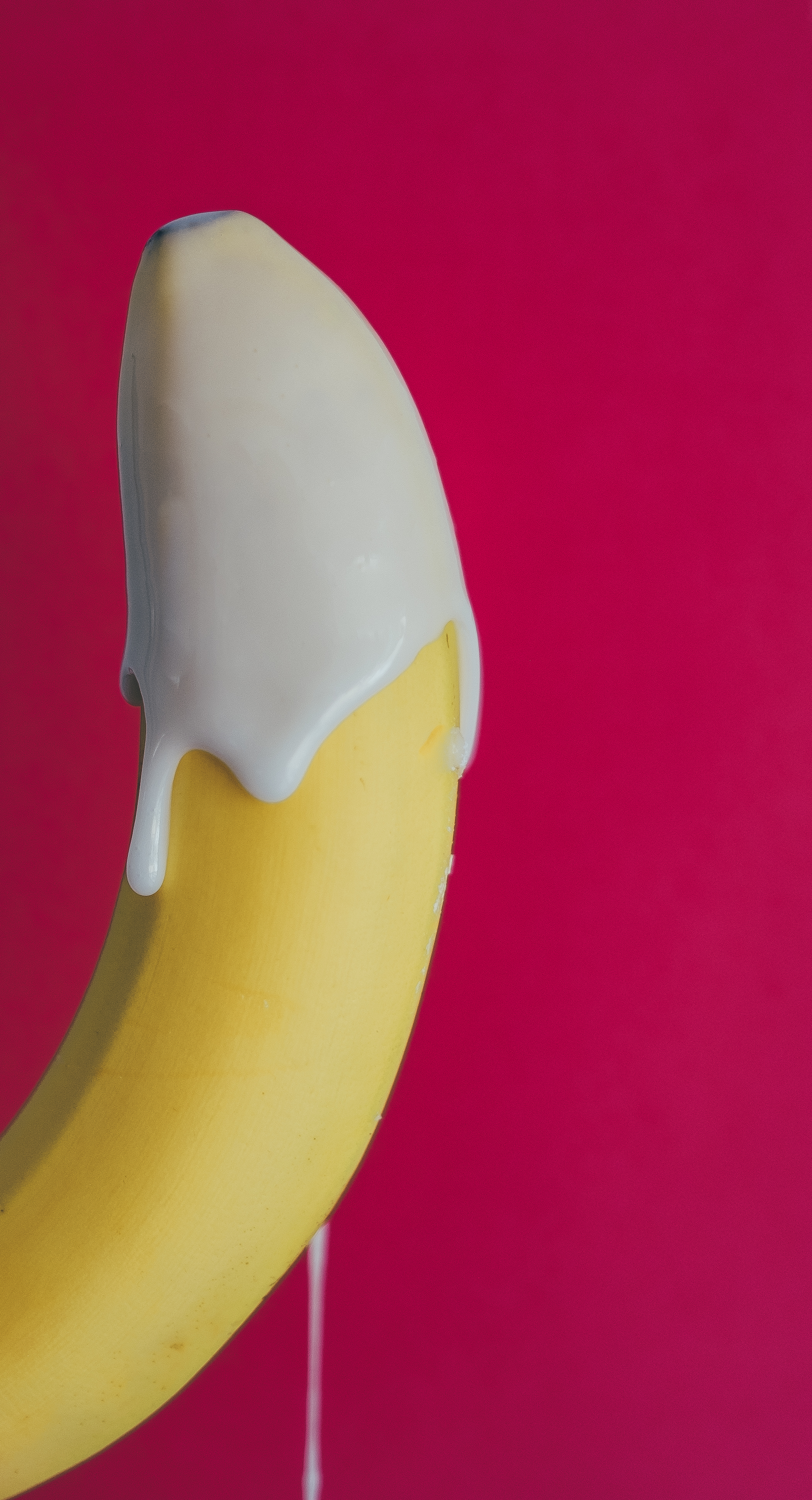 This isn't supposed to be a banana *wink wink