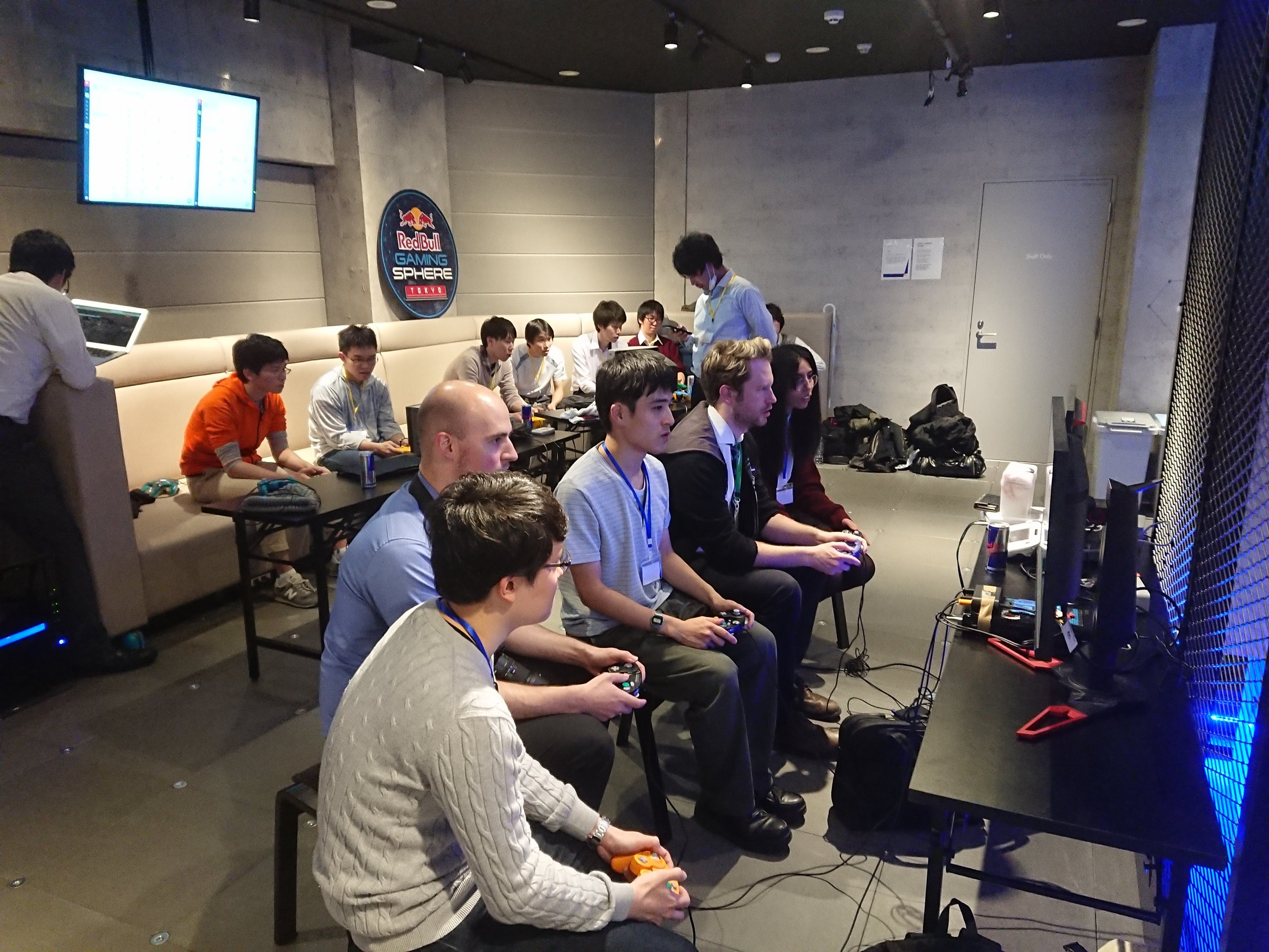 Tokyo Weekly Smash Party Free Play Matches