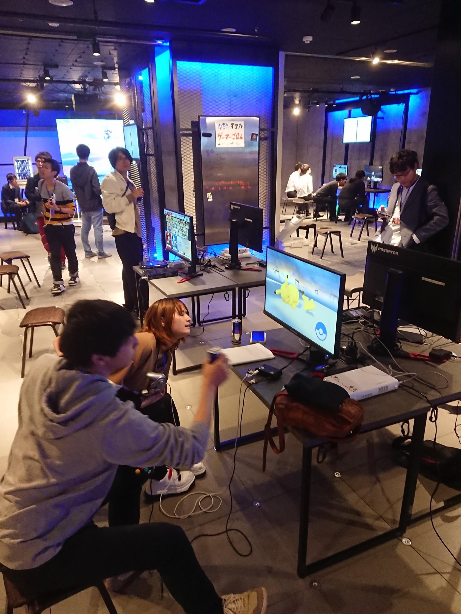 Smash 4 Tournament Match Finishes