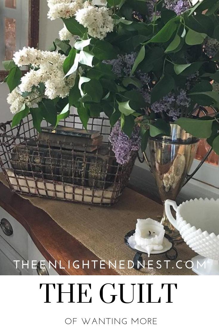 lilacs; purple, oyster basket; vintage; loving cup.png