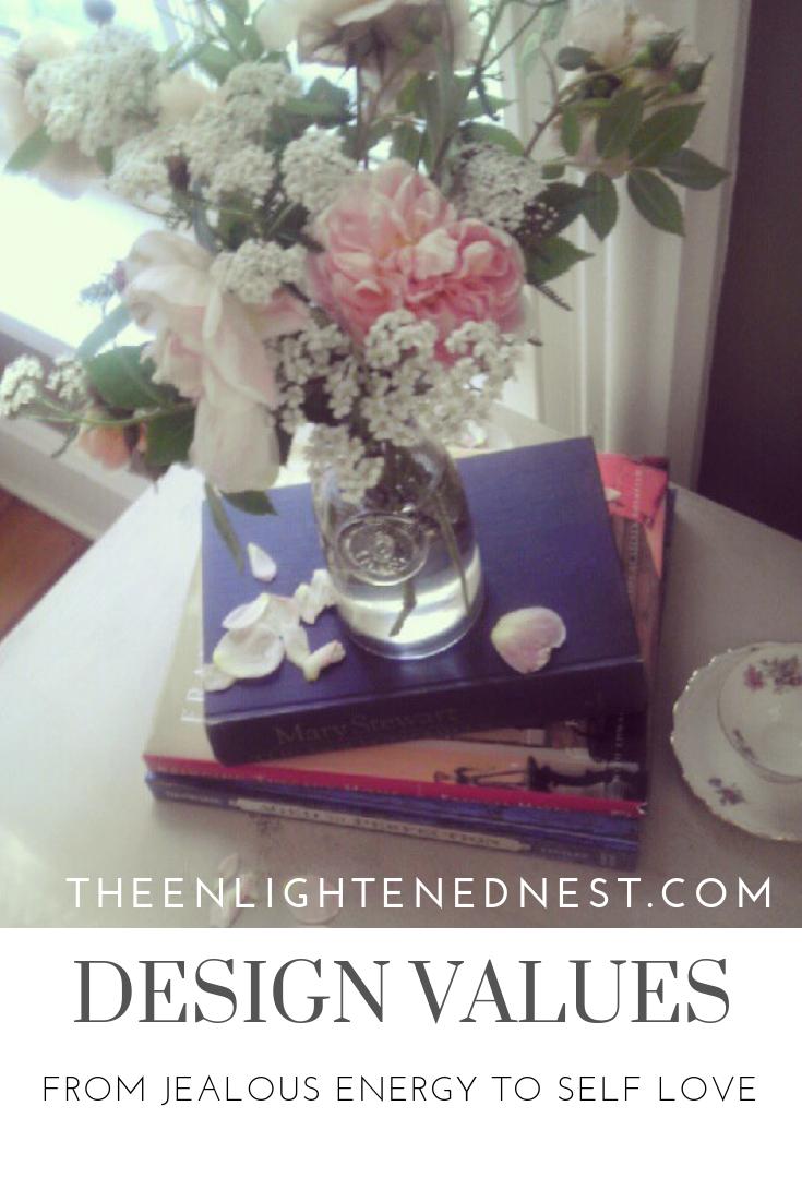 roses; old books; bedside table; cottage bedroom; vintage style.png