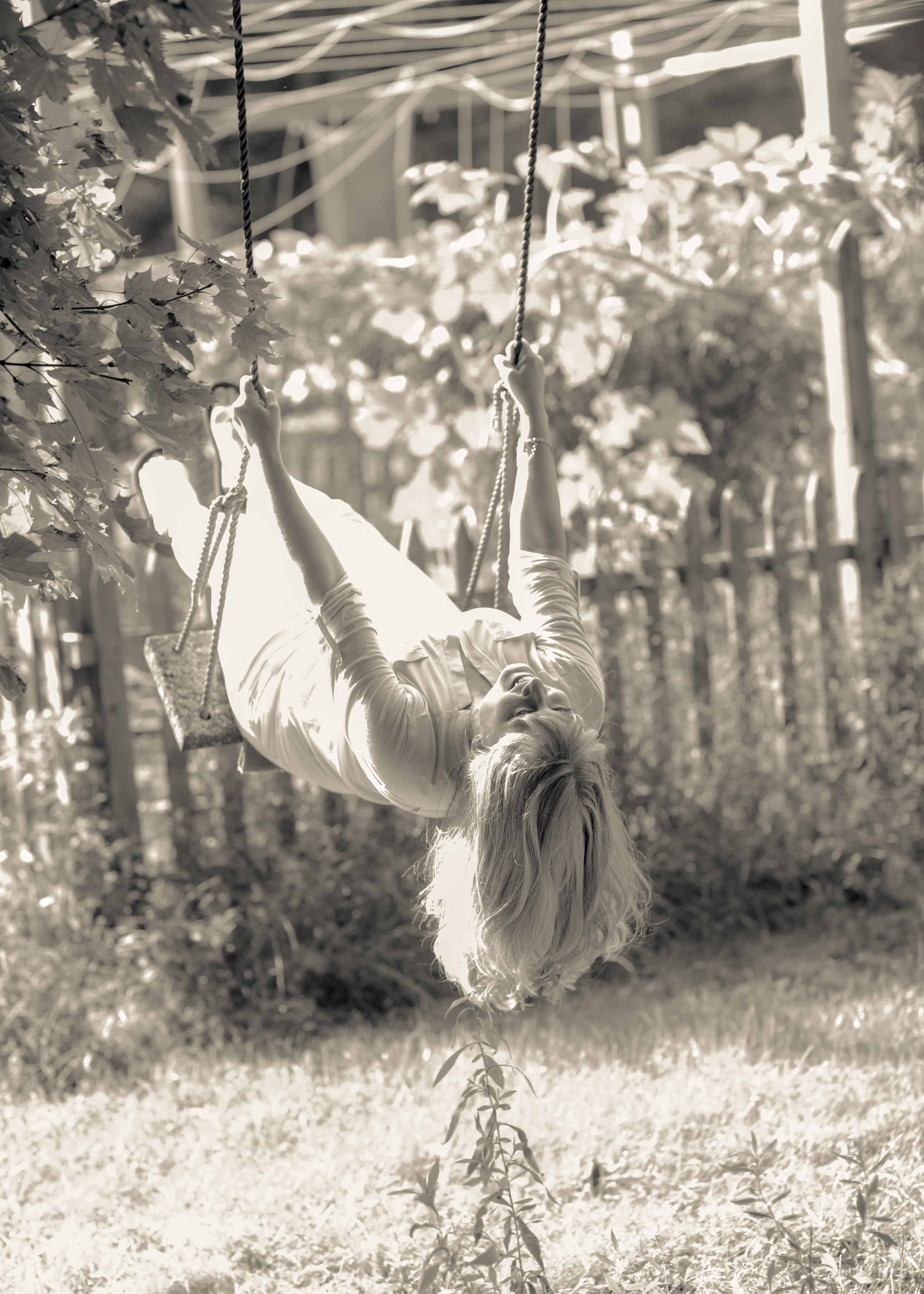 carefree; backyard swing; cottage garden; interior design.jpg