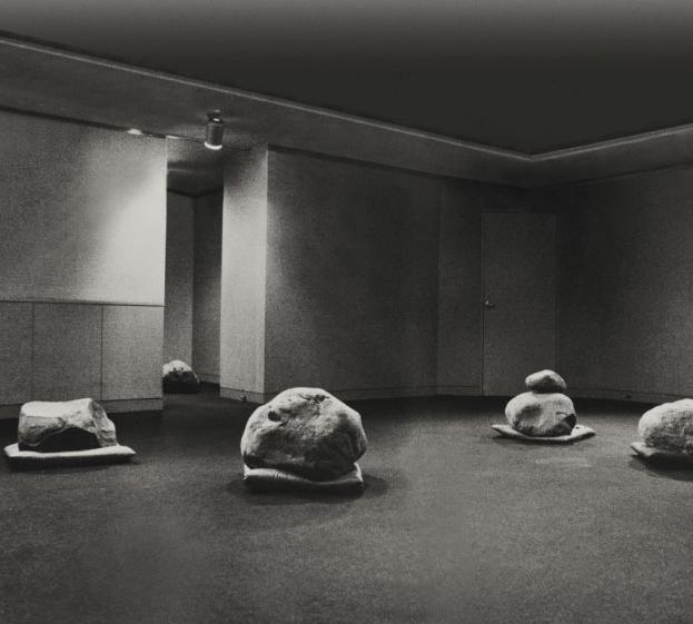 "Relatum (formerly Language""  (1971)"